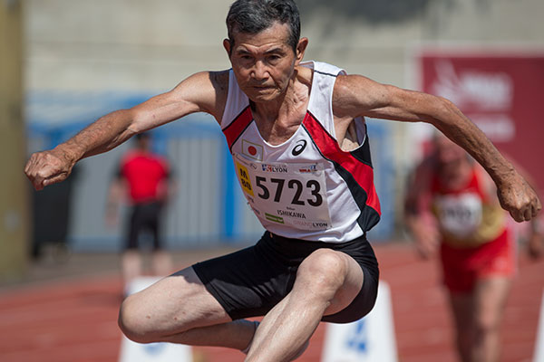 World Masters Athletics Championships