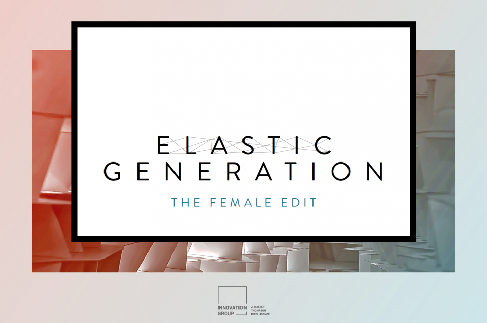 The Elastic Generation (that's me!) Report