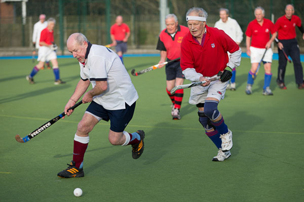 Hockey LX and over 75s