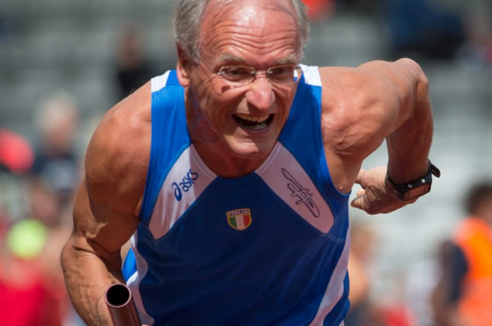 Channel 4: The athletes breaking the age barrier