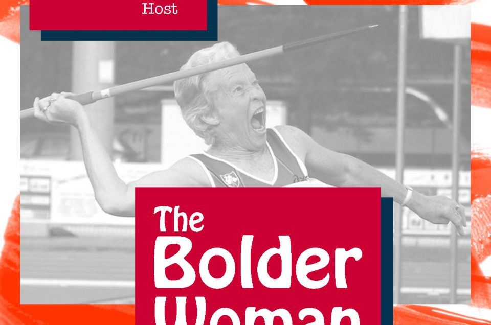 Introducing (drum roll) The Bolder Woman, my new podcast series on WiSP Sports