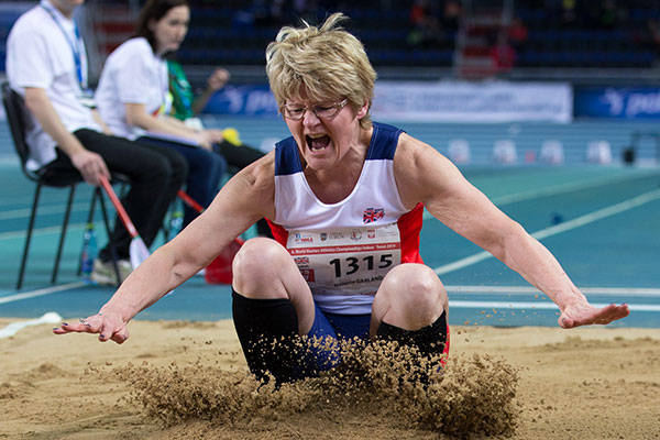 World Masters Athletics Indoor World Championships